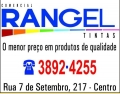 Associado destaque da semana: Comercial Rangel Tintas